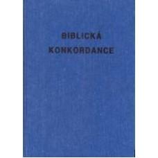 Biblická konkordance (k textu Bible kralické)
