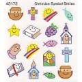 Křesťanské symboly s úsměvem (92561)