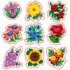 Veselé květiny (43105)
