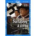 Šarlatový a černý (DVD)