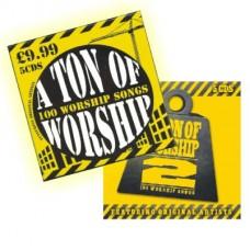 A Ton of Worship 1 + A Ton of Worship 2