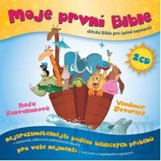 Moje první Bible (2CD)