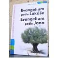 Evangelium podle Lukáše a Jana - zvětšené písmo
