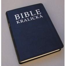 Bible kralická (umělá kůže)