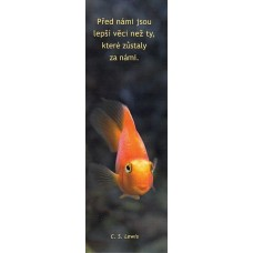 Záložka do knihy - ryba