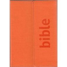 Bible - český studijní překlad (magnet, oranžová)