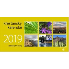 Křesťanský kalendář 2019