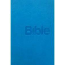 Bible 21 kapesní (modrá)