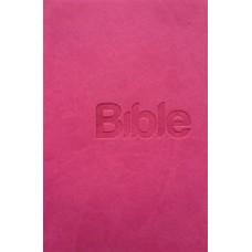 Bible 21 kapesní (růžová)