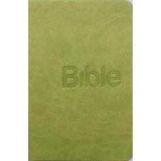 Bible 21 kapesní (zelená)