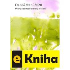 Denní čtení 2020 - ekniha