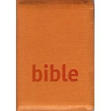 Bible - český studijní překlad (malý se zipem)