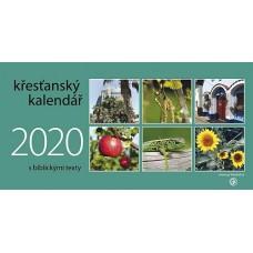 Křesťanský kalendář 2020