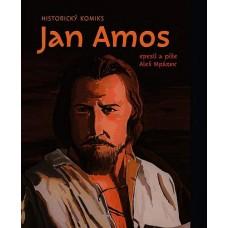 Jan Amos - historický komiks